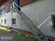 Stahltreppen Aussentreppen Metalltreppen aus Polen