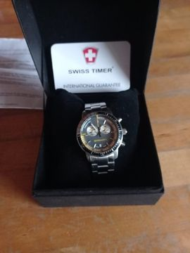 Swiss timer nur 298 Stück gebaut