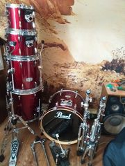 Drum Set - Pearl Export Serie