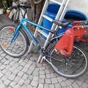 5 fahrräder zu verkaufen