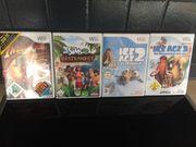 Wii Spiele Paket