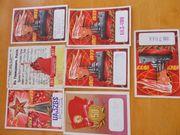 über 2000 QSL Funk Karten