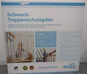 Geuther Schwenk-Türschutzgitter 2732 65 5 -