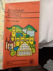 Stadtkarte Wittenberg Lutherstadt
