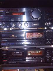 Top erhaltene Stereoanlage von Onkyo