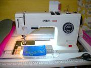 Nähmaschine Paff 1222E elektronc