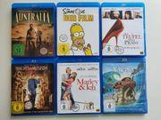 Blu-rays Vaiana u a Titel