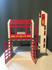 Playmobil Feuerwehrstation mit Alarm - 5361