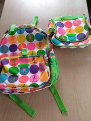 Micro Rucksack und Lunchtasche Neu
