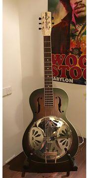 Gretsch Resonator Gitarre