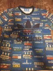 ADIDAS Schuhkarton Shirt