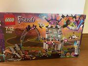 Lego friends Formel 1 Strecke