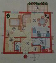 Hübsche 2 Zimmerwohnung zu vermieten