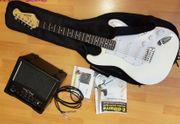 Harley Benton Guitar Set zu