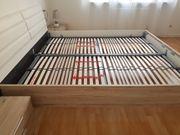 Doppelbett inkl Lattenroste
