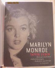 Marilyn Monroe Tapfer lieben Ihre