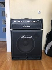 Marshall MB 450H Bassverstärker Topteil