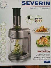 Gemüse-Spiralschneider elektrisch