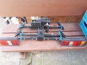 fahrradträger tranport anhängerkupplung