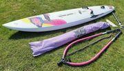 Komplette Anfänger Surfausrüstung oder als