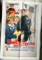 Filmplakat Emil und die Detektive