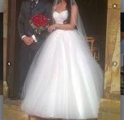 Prinzessinnen Hochzeitskleid