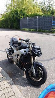 Yamaha YZFR 1000 Streetfighter