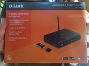D-Link W-Lan Router