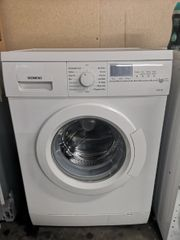 Waschmaschine Siemens Slim 45cm tief