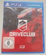PS4-Spiel Driveclub