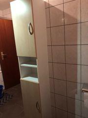 2x Hochschränke Badezimmer