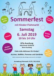 Sommerfest mit Kinder-Flohmarkt 06 07