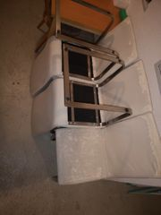 5 Esszimmer Stühle zu verschenken