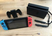 Nintendo Switch mit Garantie