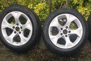 Original BMW Alufelgen mit Michelin