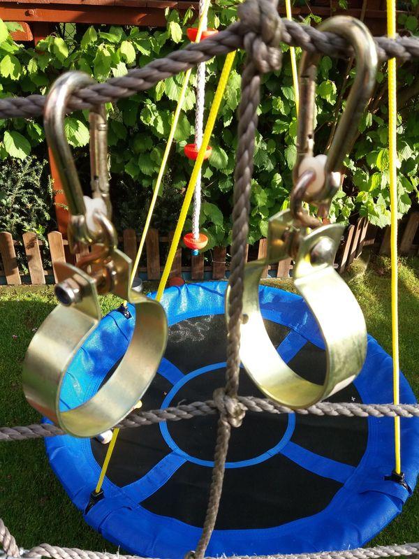 Schaukel Schellen Schaukelbefestigung für 100mm