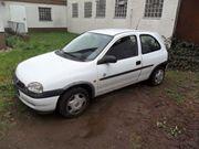 Opel Corsa für Bastler Schrauber