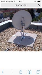 Sat Satelliten Montage Services Ausrichtung
