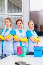 Service- Reinigungskraft gesucht