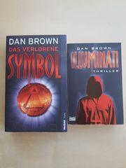 Dan Brown 2 Bücher