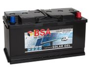 BSA Solar Gel Batterie 100Ah