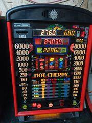 Merkur Geldspielautomat Hot Cherry