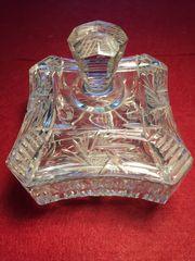 Bleikristall Set 3er Schale und