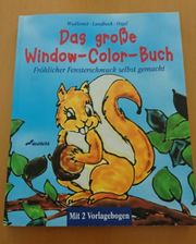 Window Color Buch inkl Vorlagen