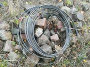 Stahlband Erdungskabel verzinkt für Hausbau