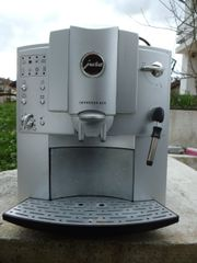 Suchen defekte Kaffeemaschine