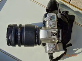 Bild 4 - Kamera Pentax MZ 5n mit - Haar