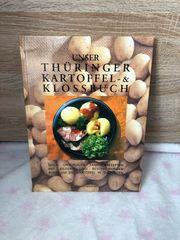 unser Thüringer Kartoffel Klossbuch