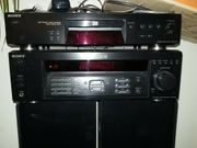 Sony Receiver Compact Disc Player