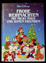 Frohe Weihnachten mit Micky Maus